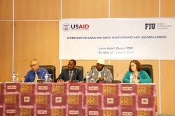 Le programme USAID WA-WASH améliore les conditions de vie de plus d'un million de personnes