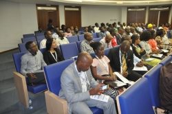 AfWA organizes a Master Class in Luanda on Innovative Approaches in the Management of Faecal sludge
