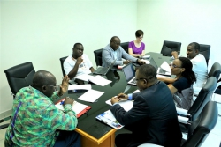 Financing of sanitation projects in Africa: AfWA and the AfDB discussing future partnership