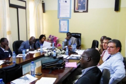 Cotonou Water Supply (Ws) System Strengthening Project, Phase III: The General Planning Adopted With The Donors