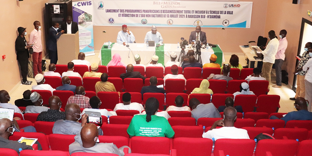 Water and Sanitation: Inclusive Sanitation and Non-Revenue Water Reduction Programs launched in Chad