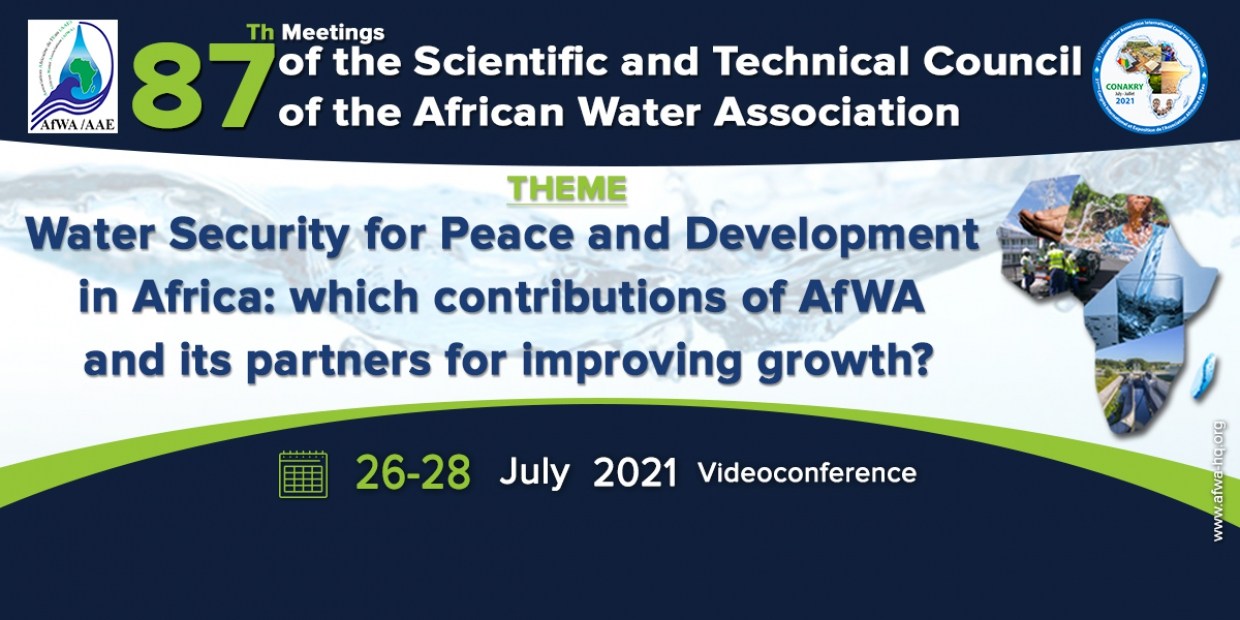 AfWA statutory meetings: the87th meetings of the Scientific and Technical Council