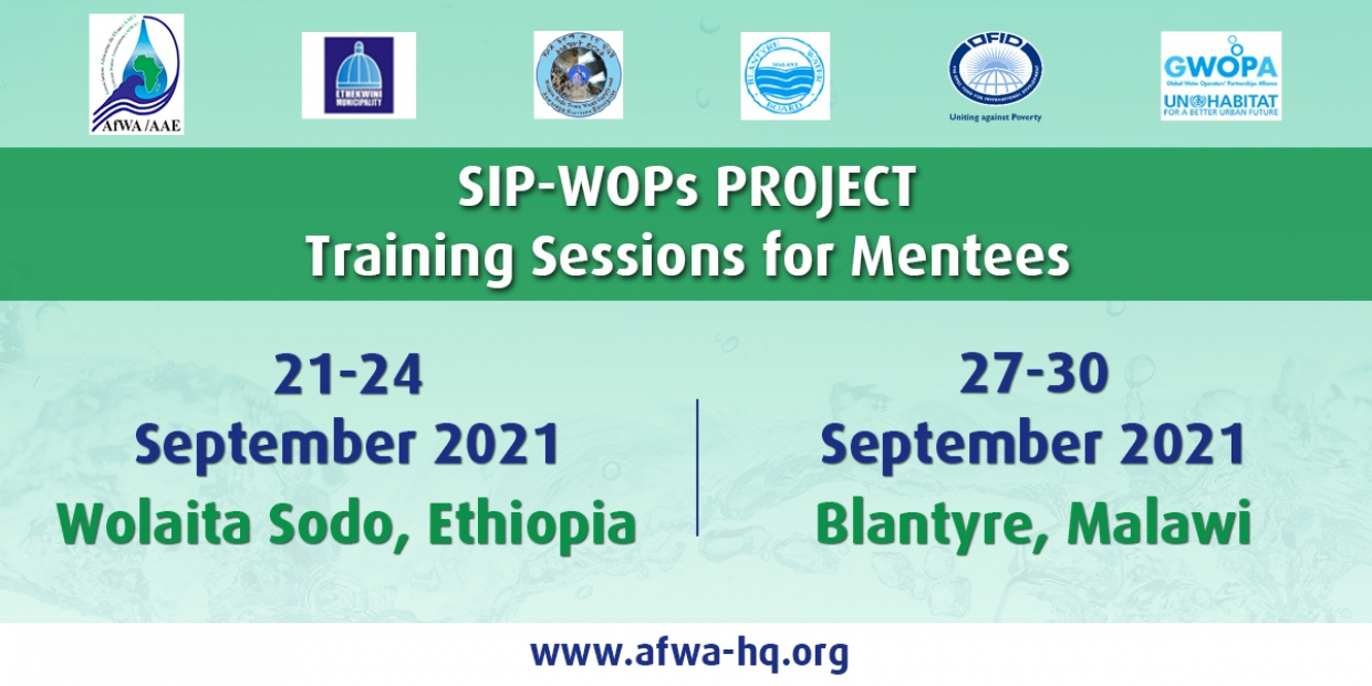 SIP WOPs Project: training sessions on mentees' 3 key challenges for the implementation of STAPs